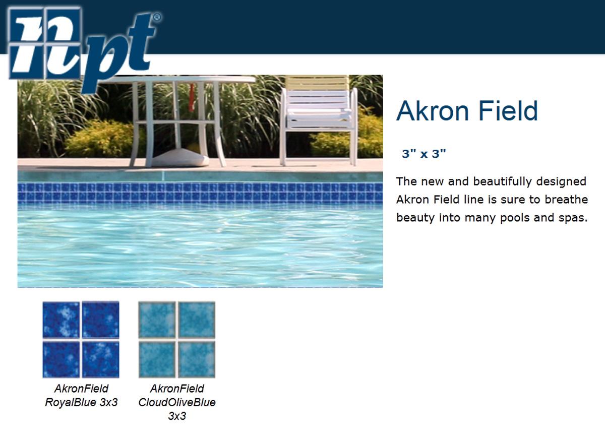 National Pool Tile 3 X