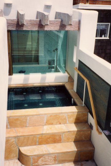 Residential Spas Nespa Tiled Spas