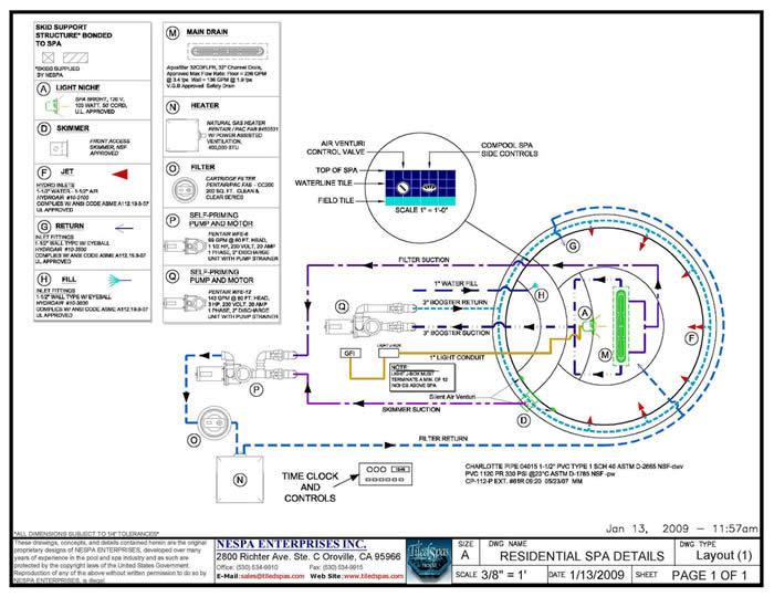 ResidentialSpaPlumbingDetails_000 spa piping diagram wiring schematics diagram