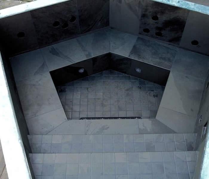 Tiled nespa tiled spas