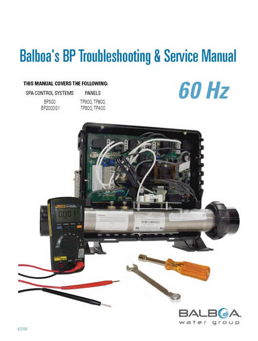 balboa 500z hot tub manual